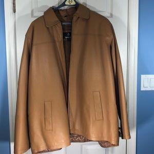 Leather Man 5X Coat.